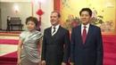 Посещение посольства Китая