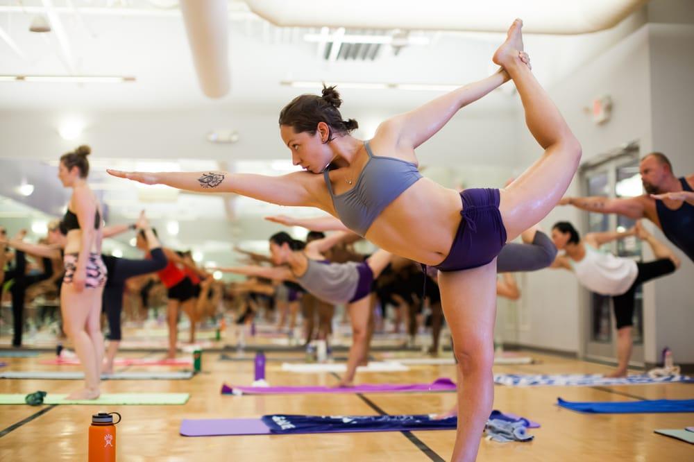 Что такое коврик для йоги Бикрам?