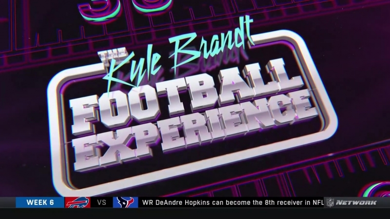The Kyle Brandt Football Experience (NFL Network HD, 12.10.18)