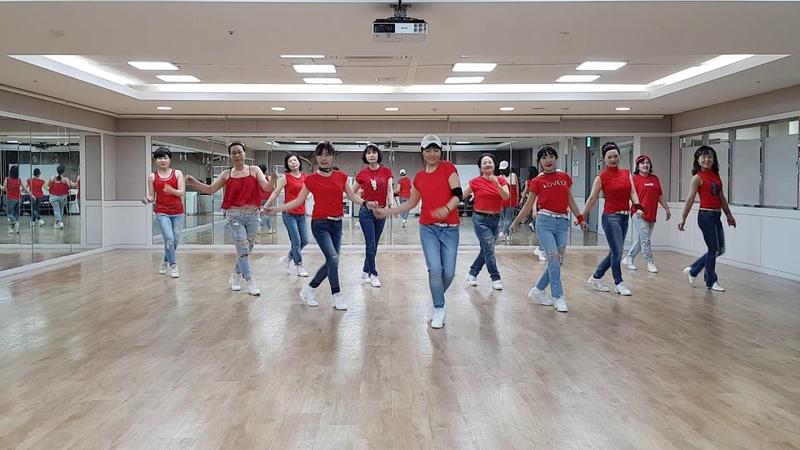 Ding Dong Line Dance (Improver Level)