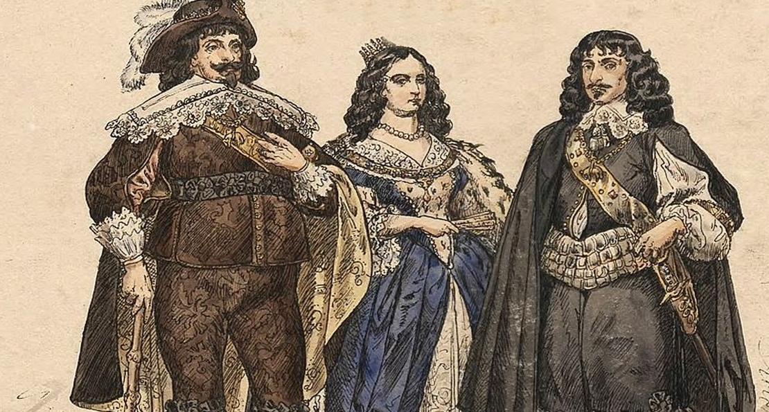 Литвинские аристократы