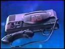 Japanese Sega Mega Drive Commercial Sega Genesis - Retro Video Game Commercial / Ad