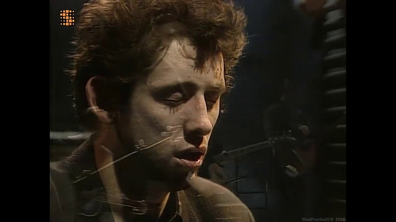 The Pogues - Dirty Old Town (Cargo Night) (1985) (HD)
