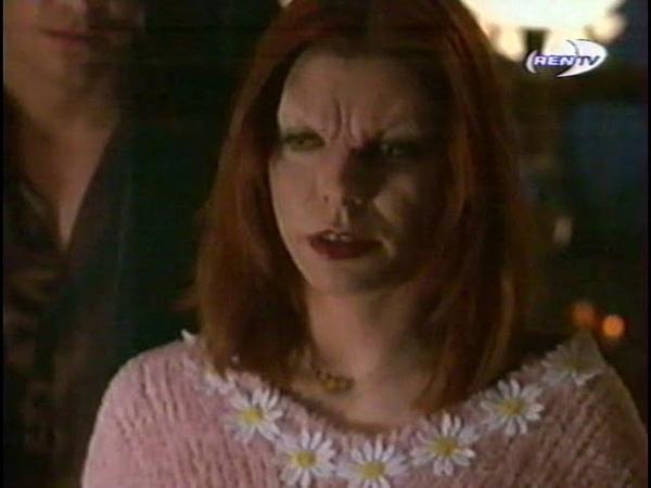 Баффи истребительница вампиров REN TV 2001 Анонс