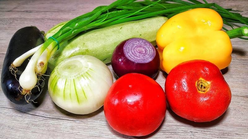 3 ПОТРЯСАЮЩИХ идей для выпечки ПИРОГОВ. Овощные ПИРОГИ в духовке 3 летних рецепта!