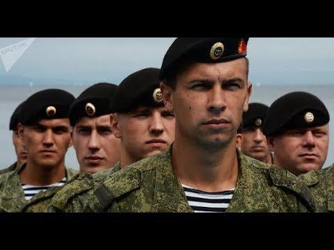 Американец в русской армии - Внутри меня дремал, большой русский мужик