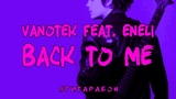 Vanotek feat. Eneli - Back to Me Shponksbon COVER