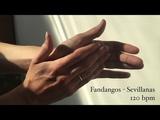 Fandangos - Sevillanas 120 bpm