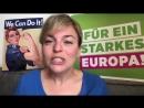 Katharina Schulze – Politikerin der Grünen – sagt uns wo's langgeht!