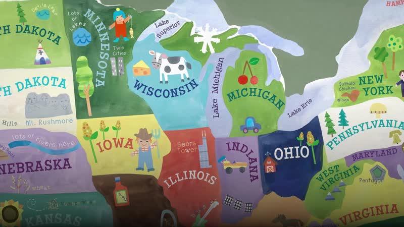 Проект Америка Большое путешествие в Детройте