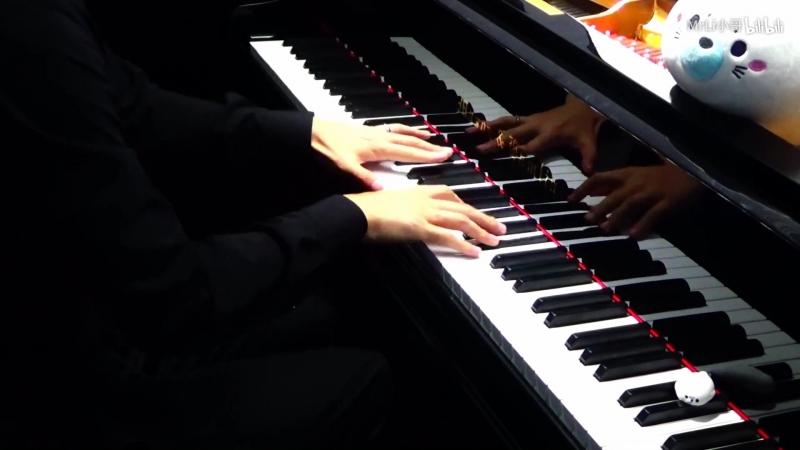 【Mr.Li 钢琴】何以歌 全程高能 魔道祖师广播剧主题曲