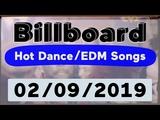 Billboard Top 50 Hot DanceElectronicEDM Songs (February 9, 2019)