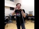 Импровиз .на репетиции рок-концерта . «Крёстный папа»