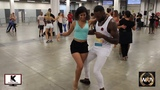 Tony Pirata Social Kizomba Dance with Avigail - Great Kizomba Social Dance