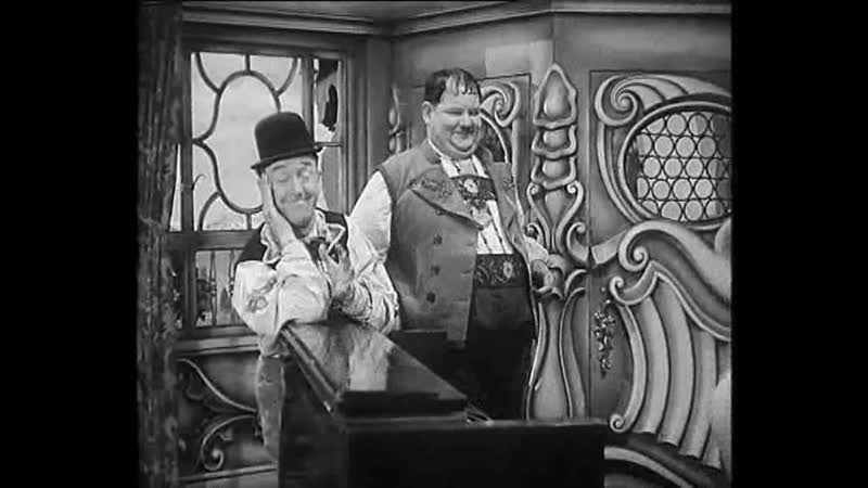 Laurel and Hardy - Swiss Miss - 1938