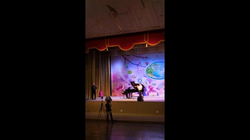 Международный конкурс дарования и талантов