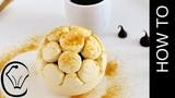 (httpsvk.comlakomkavk) No Egg Mousse Spheres - Passion Fruit with Raspberry and Chocolate Ganache Entremet