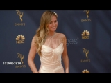 Heidi Klum at the 70th Emmy Awards