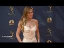 Heidi Klum at the 70th Emmy Awards