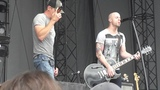 VIP Meet and Greet Special Acoustic performance Chris Daughtry Brad Arnold - Bangor