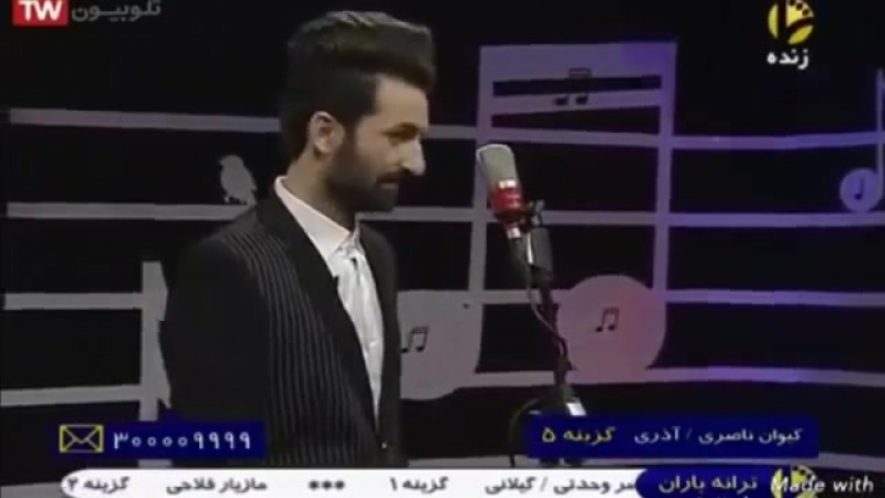 Irandan Super Azeri Mahni 2018 _ Keyvan Naseri - Gal Gozalim.mp4
