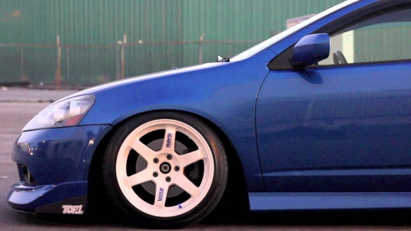Roberts Acura RSX Type-S TEASER