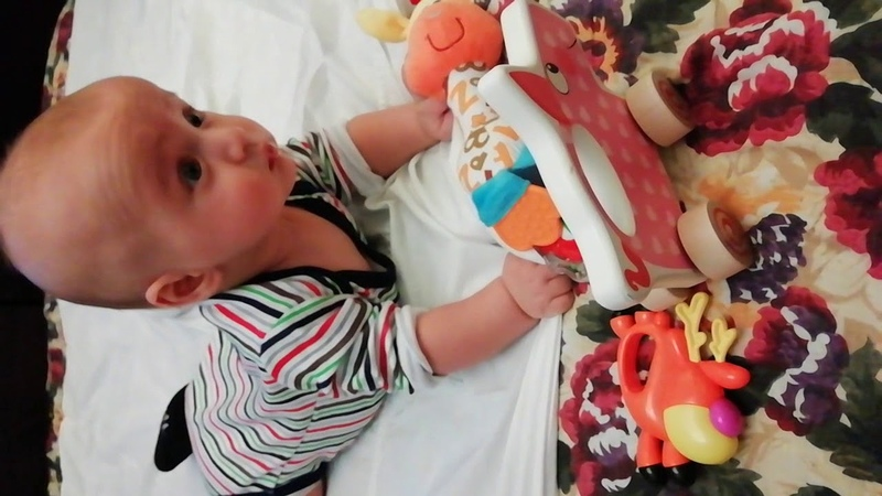 Как научить малыша ползать, Павел играет в Cherokee, ГалкинTV