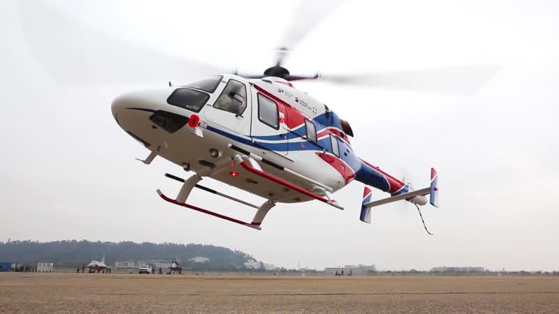 «Вертолеты России» продемонстрировал «Ансат» в Азии