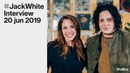 Interview Jack White The Raconteurs I've always let the music tell me what to do
