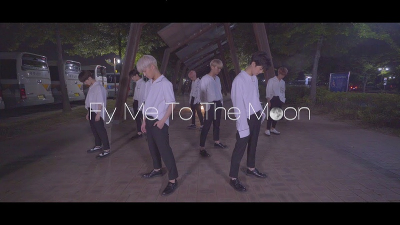 온앤오프 (ONF) - Fly Me To The Moon (Performance ver.)