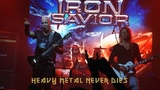 Iron Savior - Heavy Metal Never Dies. 02122018 Moscow. Station Hall