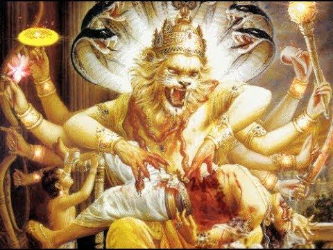 Sri Nrsimha Prayers ~ Srila Prabhupada