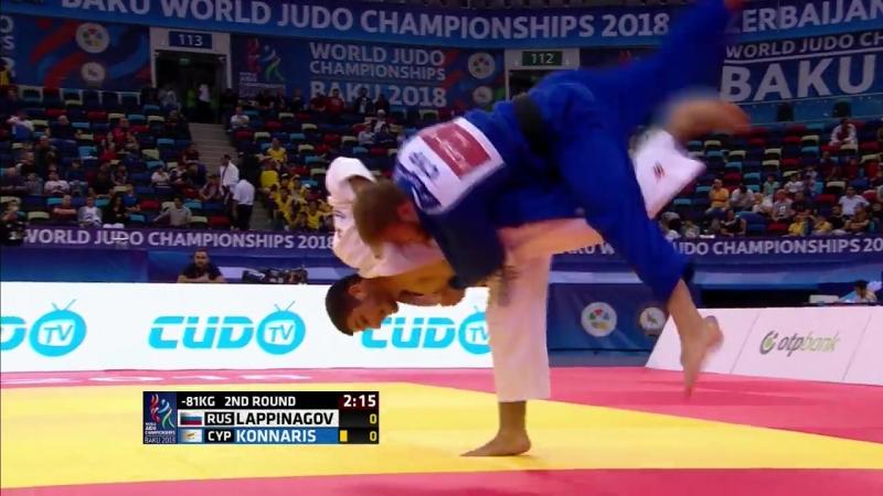 IJF - International Judo Federation Баку 2018