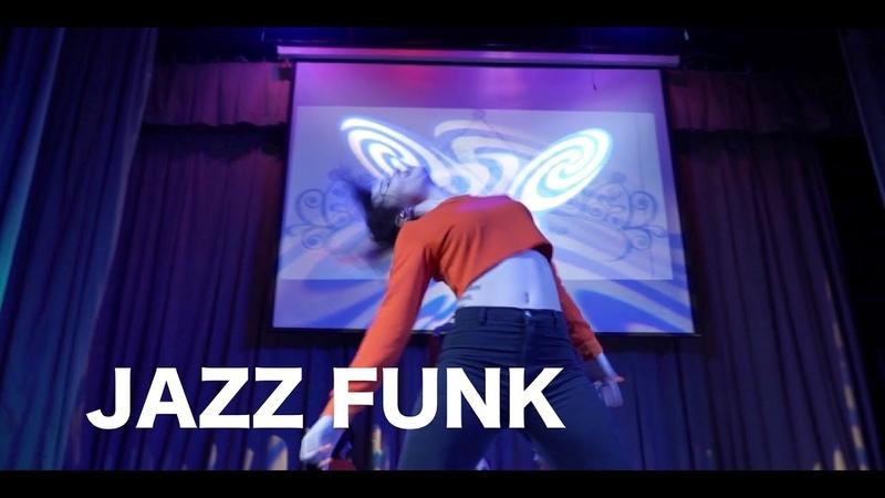 Jazz Funk в AI.DA.TANCY
