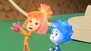 Zeichentrickfilme für Kinder Compilation 10 Die Fixies 12 Folgen