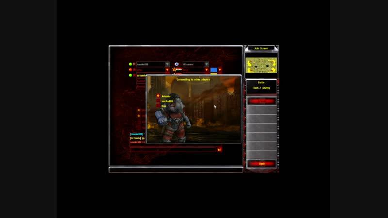 CC Red Alert 2 (Ruh 2) 211018(2) - Don vs Artemis