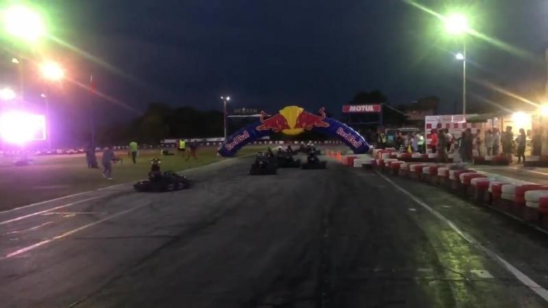 Red Bull Kart Fight 2018 FINAL - Start