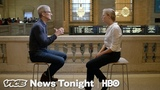 Apple CEO Tim Cook The VICE News Tonight Interview (HBO)
