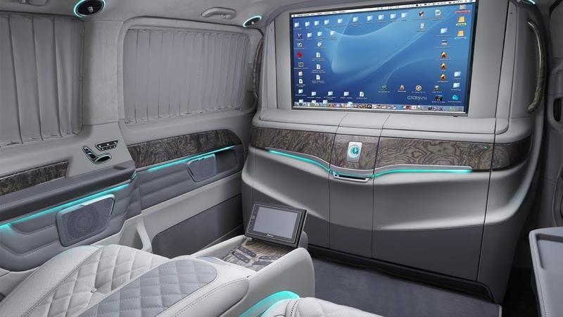ЗАБУДЬТЕ ПРО МАЙБАХ самый роскошный Mercedes-Benz V-Class VIP за 16 млн (!) от А1 Авто