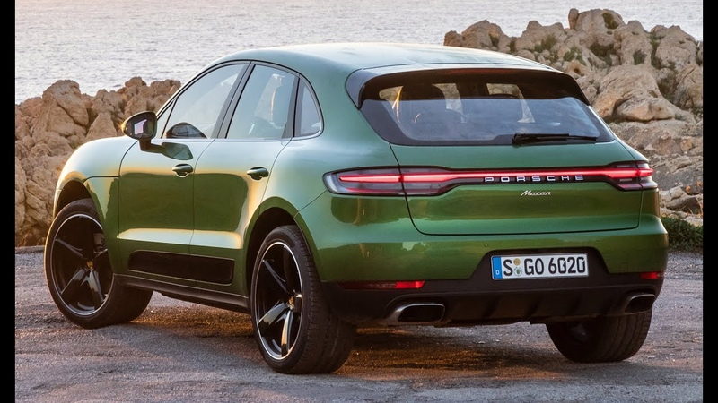 2019 Porsche Macan SUV – Design, Interior and Drive