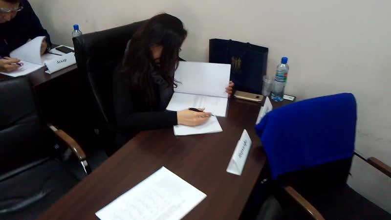 Тренинг EQ MBA РГУ нг Губкина 2