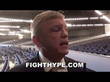 TEDDY ATLAS GIVES LOMACHENKO ADVICE ABOUT MIKEY GARCIA WARNS ABOUT WEIGHT VS. SKILL CUTOFF