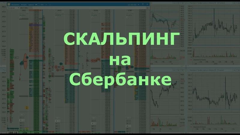 Скальпинг на московской бирже Обучение скальпингу