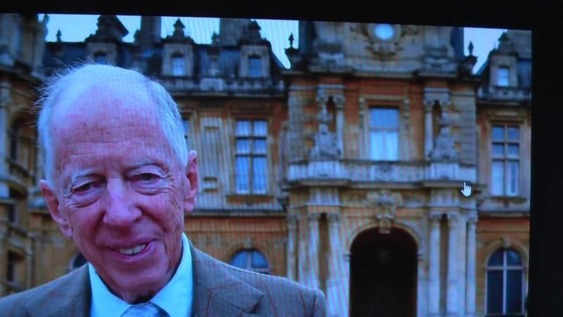 Lord Rothschild in Sorge seine Weltordnung schwebt in Gefahr ! 720p