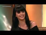 Sotiria (Eisblume) zu Gast bei TVTotal.