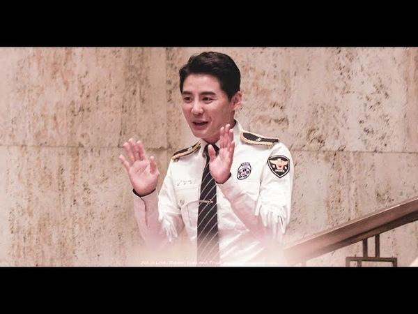 [4K] 181019 제73주년 경찰의날 어울림음악회 시아준수 XIA 김준수 가지마세요 왕쟈님10