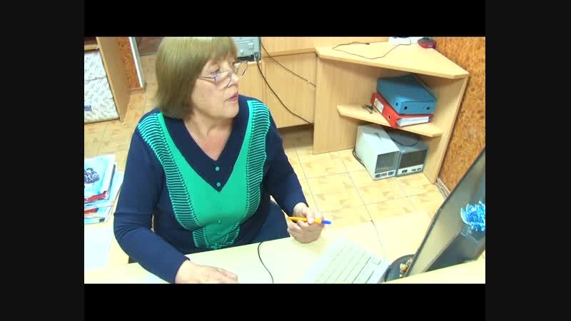 сюжет о сотрудниках отдела продаж и выпускающих операторах Волгодонского Вестника