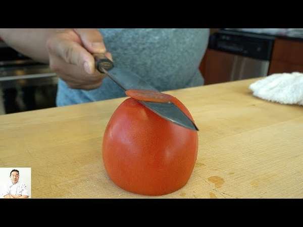 Can Your Knife Do This   Try This At Home!