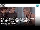 Vetusta Morla, Ariel Rot i Cristina Rosenvinge cantan
