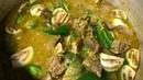 How to Make Yummy Lemongrass Beef/CowTongue Soup